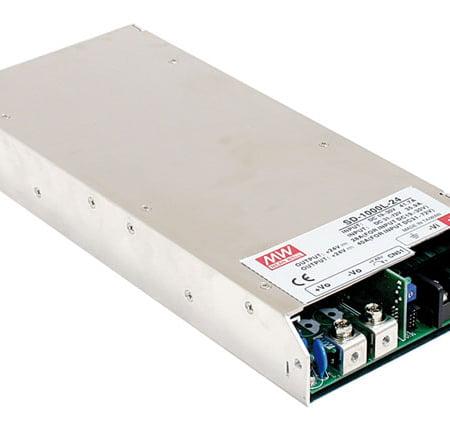 SD 1000 450x439 - منبع تغذیه SD-1000H-12 - meanwell, dc-dc -