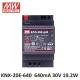 Original MEAN WELL KNX 20E 640 SMPS 640mA 30Vdc 19 2W Din rail meanwell KNX Power 80x80 - منبع تغذیه SDR-960-24 - din-rail, meanwell, sdr -