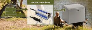 150w 300x99 - A301/302-150 - meanwell-news - یکسوسازی ورودی, ولتاژ ورودی, ولتاژ خروجی, ولتاژ آستانه, هیت سینک, نیمه هادی, نشان CE, مینول, مین ول, منبع تغذیه مین ول, منبع تغذیه LED, منبع تغذیه, منبع تغدیه سوییچینگ, مدار اصلاح ضریب توان, قابلیت اطمینان, ضریب توان, جریان هجومی, جریان عبوری, جریان خروجی, جریان الکتریکی, تغییرات ولتاژ ورودی, تغییرات دما, ترانزیستور, تداخل الکترومغناطیسی, تجهیزات الکترونیکی, پاور, بار خروجی, ایمنی, استانداردهای ایمنی, استاندارد, اتصال کوتاه, MEANWELL, A302-150-F3, A302-150-B2, a301/302-150, A301-150-F3, A301-150-B2