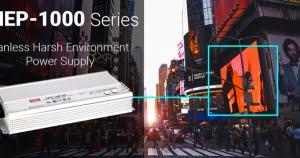 HEP 1000 series full 1 600x315 cropped 300x158 - HEP-1000 منبع تغذیه - meanwell-news - یکسوسازی ورودی, ولتاژ ورودی, ولتاژ خروجی, ولتاژ آستانه, هیت سینک, نیمه هادی, نشان CE, مینول, مین ول, منبع تغذیه مین ول, منبع تغذیه LED, منبع تغذیه, منبع تغدیه سوییچینگ, مدار اصلاح ضریب توان, ماژول, قابلیت اطمینان, ضریب توان, ضد آب, شدت روشنایی, شارژر, روشنایی, راندمان, دمای محیط, درایور های LED, جریان هجومی, جریان عبوری, جریان خروجی, جریان الکتریکی, تنظیم خط, تغییرات ولتاژ ورودی, تغییرات دما, ترمیستور, ترانسفورماتور, ترانزیستور, تداخل الکترومغناطیسی, تجهیزات الکترونیکی, پاور, بار خروجی, ایمنی, استانداردهای ایمنی, استاندارد, اتصال کوتاه, آی سی درایور, MEANWELL