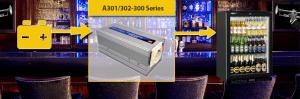 a301 302 300 300x99 - A301/302-300 - meanwell-news - یکسوسازی ورودی, ولتاژ ورودی, ولتاژ خروجی, ولتاژ آستانه, هیت سینک, نشان CE, مینول, مین ول, منبع تغذیه مین ول, منبع تغذیه LED, منبع تغذیه, منبع تغدیه سوییچینگ, مدار اصلاح ضریب توان, قابلیت اطمینان, ضریب توان, ضد آب, شدت روشنایی, روشنایی, راندمان, دمای محیط, درایور های LED, جریان هجومی, جریان الکتریکی, تنظیم خط, تغییرات ولتاژ ورودی, تغییرات دما, تداخل الکترومغناطیسی, تجهیزات الکترونیکی, پاور, بار خروجی, ایمنی, استانداردهای ایمنی, استاندارد, اتصال کوتاه, MEANWELL